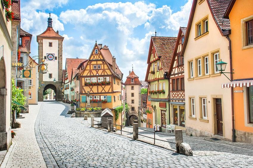 Tourtainment Touristic City Tours Rothenburg